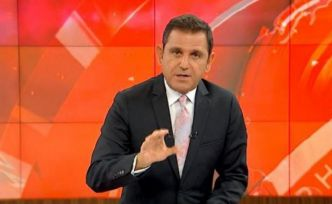 Fox TV Ana Haber Sunucusu Fatih Portakal'dan veda mesajı