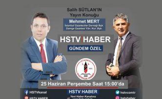 Mehmet Mert Gündem Özel'de Salih Sütlan'ın konuğu olacak
