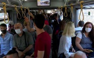 İBB: Yasağı uygulamak için 6 bin otobüse daha ihtiyaç var