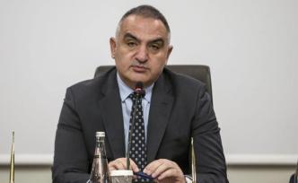 Kültür ve Turizm Bakanı Ersoy: İBB Başkanı'ndan bir ricam var