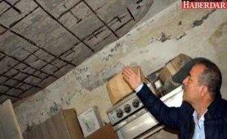 Avcılar'da beton ve demirleri çürüyen 4 katlı bina mühürlendi