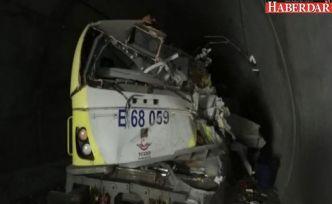 Bilecik'te tren kazası: 2 makinist yaşamını yitirdi