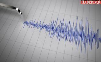 Bursa'da yine deprem