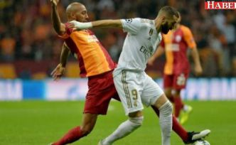 Galatasaray 'Real Madrid' engelini aşamadı
