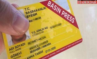 Saray avukatı: Gazetecilik faaliyeti için basın kartı sahibi olma zorunluluğu yok