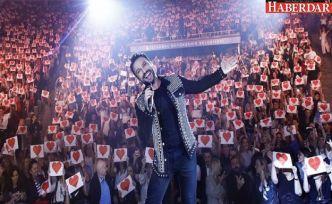 Tarkan'ın Harbiye maratonu bilançosu: '50 bin kişi, 162 şarkı'