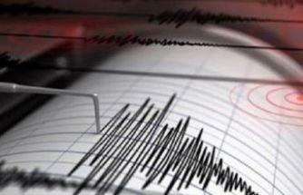 Türkiye sınırında peş peşe iki deprem!