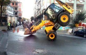Akrobatik harekete ceza
