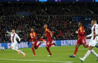 Galatasaray'dan Avrupa'ya PSG maçıyla 'farklı' veda