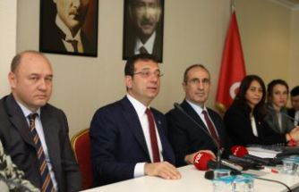 İBB Başkanı Ekrem İmamoğlu'ndan bir ilk! 3 kararı veto etti