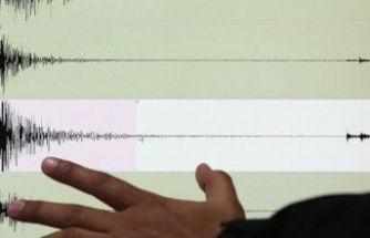 Ankara'da peş peşe depremler! Validen açıklama