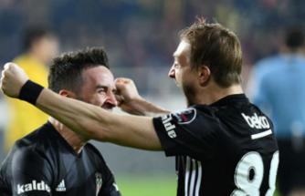 Beşiktaş'tan Atiba, Gökhan Gönül ve Caner Erkin kararı