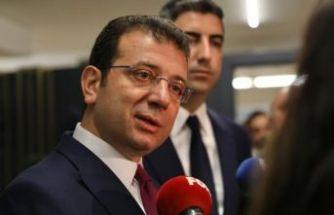 İmamoğlu: İBB Başkanı olarak metro açılışına çağırılmadım