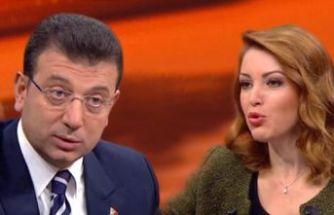 İmamoğlu ve Nagehan Alçı arasındaki diyalog sosyal medyayı salladı