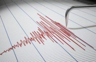İstanbul'da 3.1 büyüklüğünde deprem