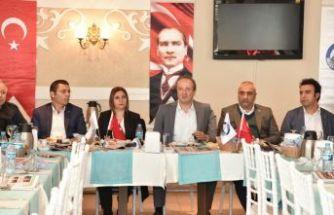 """Turan Hançerli,"""" """"Demokrasinin olmazsa olmazı bağımsız gazetecilerdir"""""""