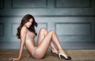 Adriana Lima Türk erkeklerini çok sevdi