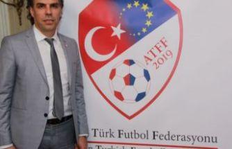 ATFF- Avrupa Türk Futbol Federasyonu Resmen Kuruldu