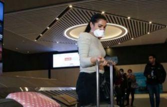 İran'dan gelen son uçak İstanbul Havalimanı'na indi