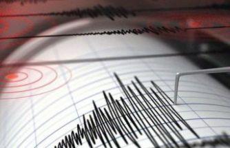 Manisa'da 4.8 büyüklüğünde deprem! İzmir, Bursa ve İstanbul'da hissedildi