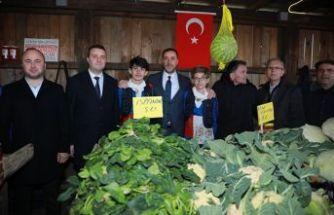 Silivri Köy Pazarı açıldı