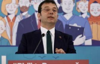 Ekrem İmamoğlu çağrısını tekrarladı: İstanbul'a en az 2 hafta sokağa çıkma yasağı gerekli