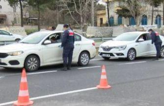 Silivri'de giriş çıkış önlemleri: İzinsiz araçlar geri çevriliyor