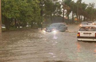 Meteoroloji'den son dakika 9 il için sel uyarısı