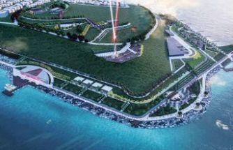 Başkan Akgün: Bababurnu sahili İstanbul'un yeni akciğeri olacak