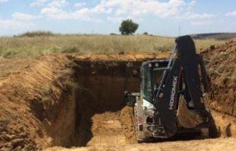 Çatalca'nın 39 Mahallesinde Kurban Atık Kuyuları Açıldı