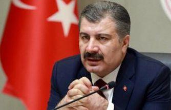 Fahrettin Koca İstanbul için uyardı: Türkiye genelinden %13,8 yüksek
