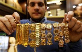 Altın fiyatlarında sert düşüş! Psikolojik sınır yıkıldı