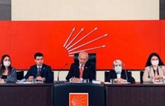CHP MYK belli oldu! İşte Kılıçdaroğlu'nun 16 kişilik yeni A Takımı