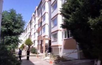 Silivri'de 5. kattaki balkondan düşen yaşlı adam hayatını kaybetti