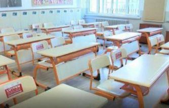 Son iki günde koronavirüs tespit edilen 80 okulun listesi açıklandı