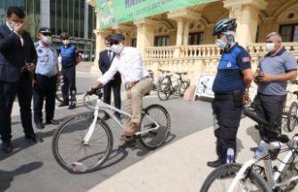 Belediye personeline bisiklet kullanma zorunluluğu