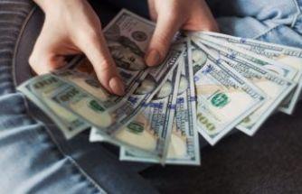 Dolar yeni haftaya 7.45'ten başladı