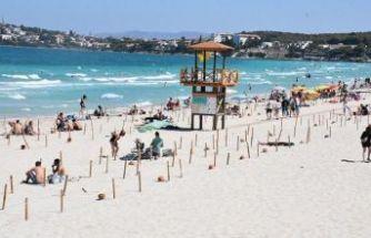 Vakalar arttıkça yazlıkçılar tatili uzatıyor