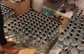 Sahte içkiden 12 ilde 80 ölüm