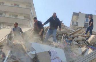Şiddetli deprem sonrası İzmir Valisi'nden açıklama