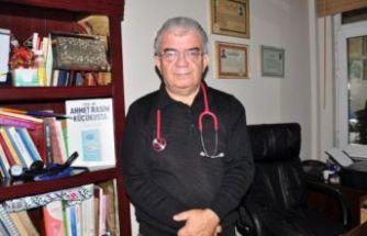 Prof. Dr. Ahmet Rasim Küçükusta koronavirüse karşı 'tuzlu su' önerdi