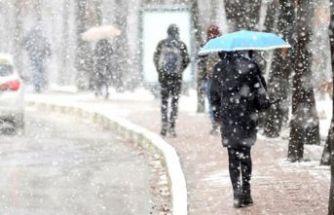 Sağanak, kar, don, fırtına! Uyarılar peş peşe geldi