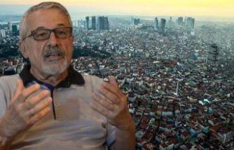 Prof. Dr. Naci Görür: İki fay birden kırılırsa İstanbul'da 7.6 büyüklüğünde bir deprem olacak