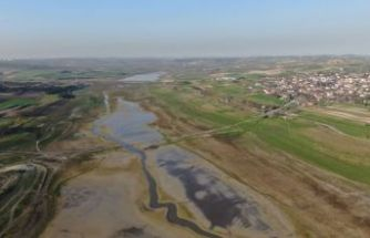 İstanbul'da barajların doluluk oranı yüzde 20'nin altına indi