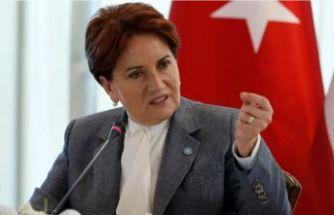 İYİ Parti Genel Başkanı Meral Akşener; 2021 Haziran'da erken seçim olur!