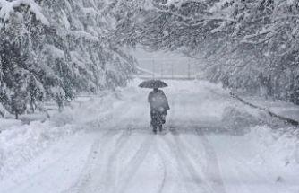 Meteoroloji uyardı: Çarşamba gününden itibaren kar yağışı görülecek