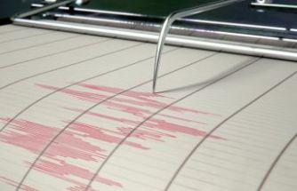 Peş peşe meydana geldi: Denizli'de korkutan depremler