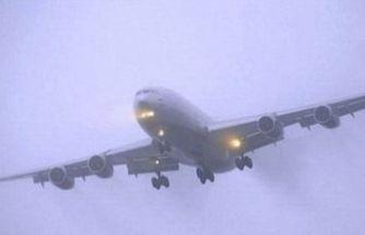 Uçaklar İstanbul Havalimanı'na iniş yapamadı