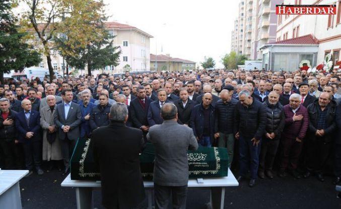 Başkan İmamoğlu, Bülent Kerimoğlu'nun acısını paylaştı