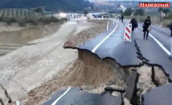 Adana'da korkutan görüntü